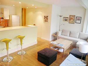 1 Bedroom Rental in Alesia, Montparnasse Paris