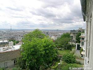 Paris Accommodation: One bedroom rental in Montmarte - Sacre Coeur (PA-3463)