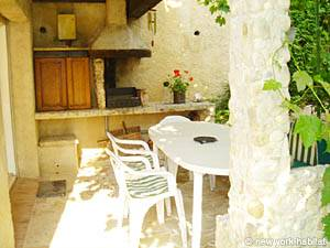 Soth of France Accommodation: 2 Bedroom Rental in Saint Paul, French Riviera (PR-644)