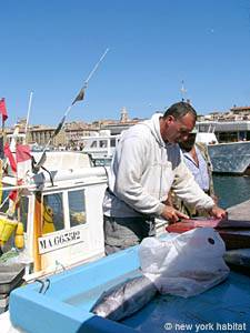 Marseille, Provence, France Fish Market photo