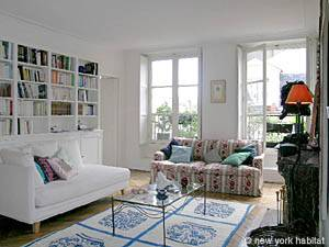 Bedroom Apartments  on Marie Antoinette S Life In And Around Paris   New York Habitat Blog