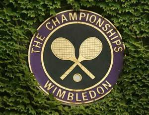 Wimbledon, a world famous tennis stadium