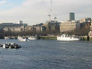 London: Thames River pict