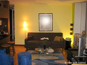Photo of New York accommodation: 1-bedroom apartment rental in Midtown west (NY-11191)