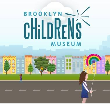 Official logo of the Brooklyn Children's Museum