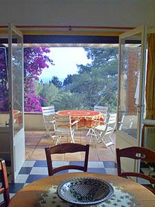 South of France Vacation Rental 4 Bedroom in Gigaro