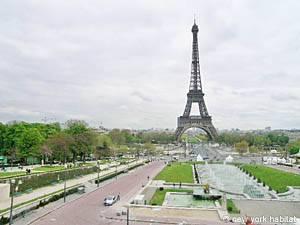 Champ de Mars - Eiffel Tower