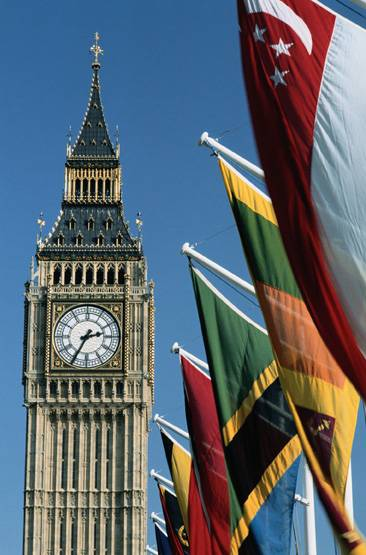 New York Habitat Blog in Italian: Photo of Big Ben, London