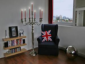 London Vacation Rental 2 Bedroom in Bermondsey (LN-409)