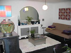 London Accomodation 1 Bedroom in Islington (LN-436)
