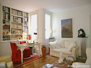 Paris Apartment 1 Bedroom Vacation Rental in Montmartre (PA-684)