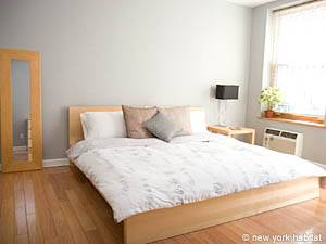 Apartment in New York: 1-bedroom in Harlem (NY-11526)