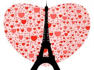 Let's spend the Valentine's weekend in Paris!