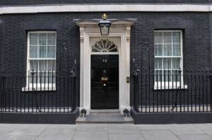 Photo of 10 Downing Street, Residence of the British Prime Minister