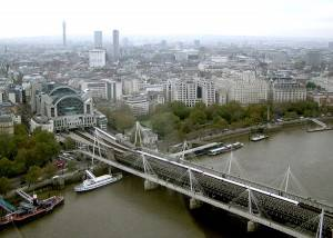 Photo of Hungerford Bridge