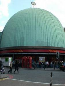 Photo of the Madame Tussauds in London