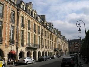 Photo of Place des Vosges in Paris