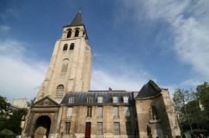 St. Germain des Pres Cathedral, Paris