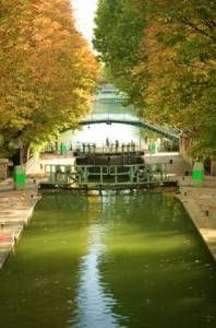 Photo of Canal Saint-Martin