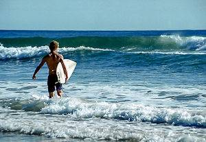 You can find two surfing beaches at Rockaway Beach, between 67-69 Streets and 87-92 Streets