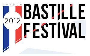 Logo of Bastille Festival in London