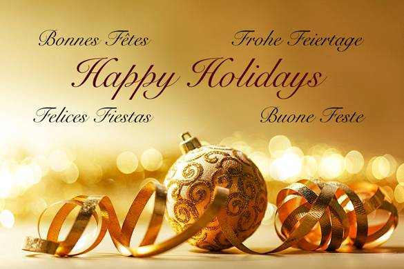 Happy Holidays and Best Wishes for the New Year - New York Habitat 2012