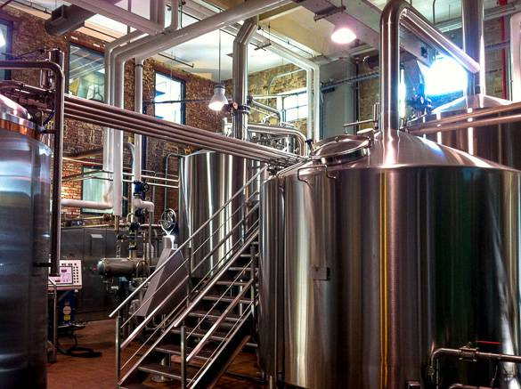 Image of the Brooklyn Brewery