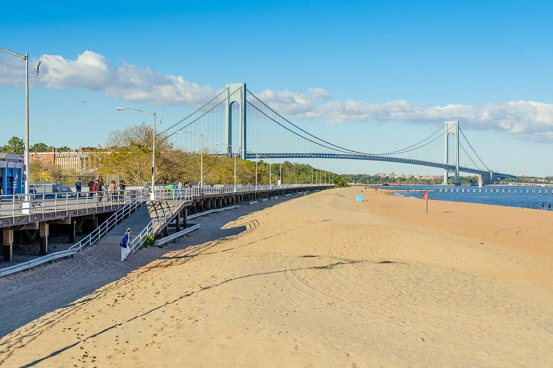 How Long Is South Beach Boardwalk Staten Island