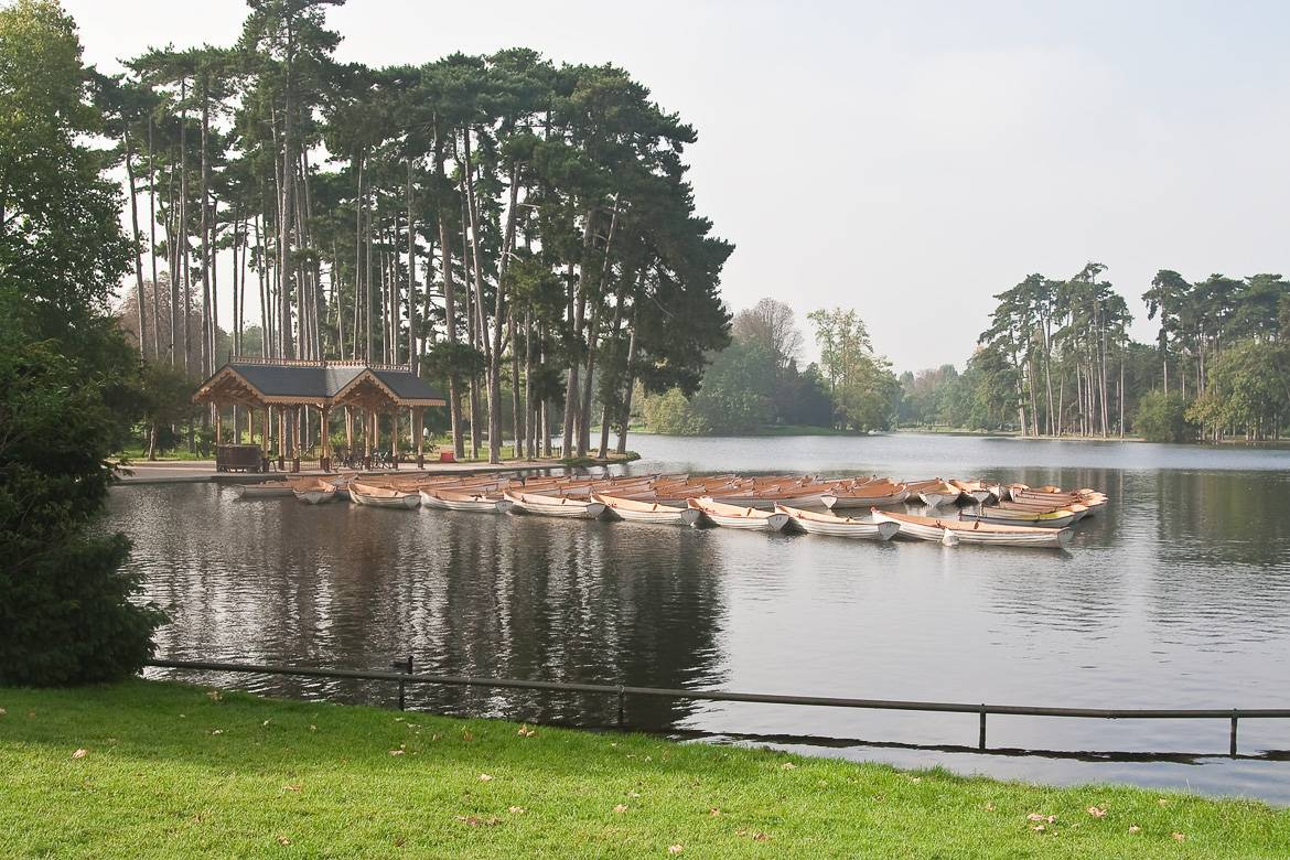 Paris's Top 10 Parks  New York Habitat Blog ~ Bois De Boulogne Parc