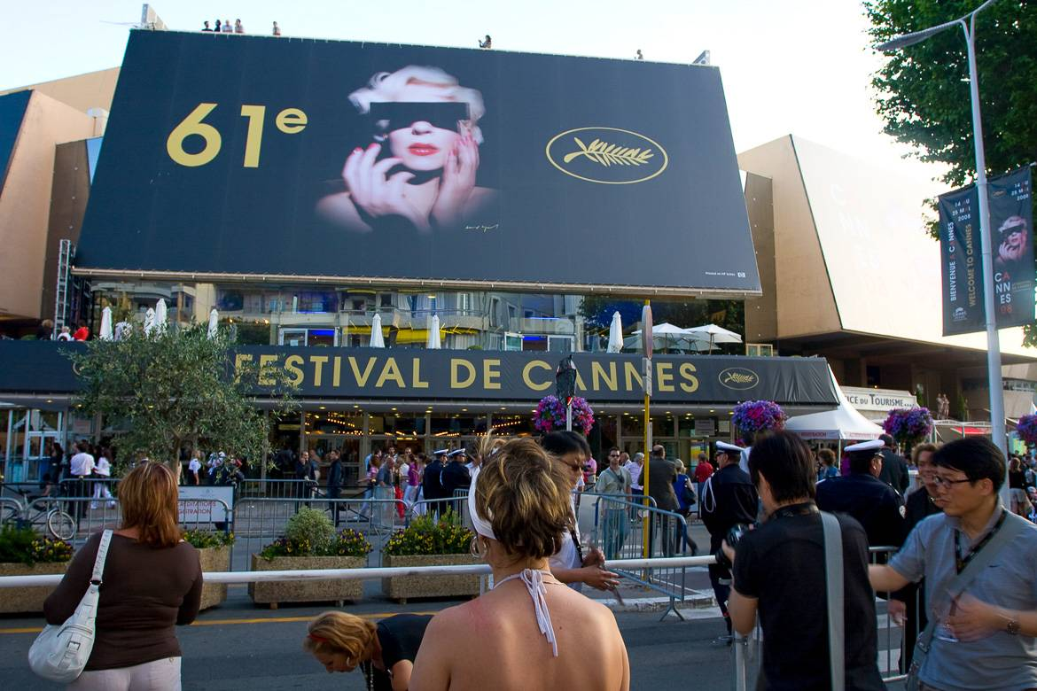 Image of the Cannes Film Festival
