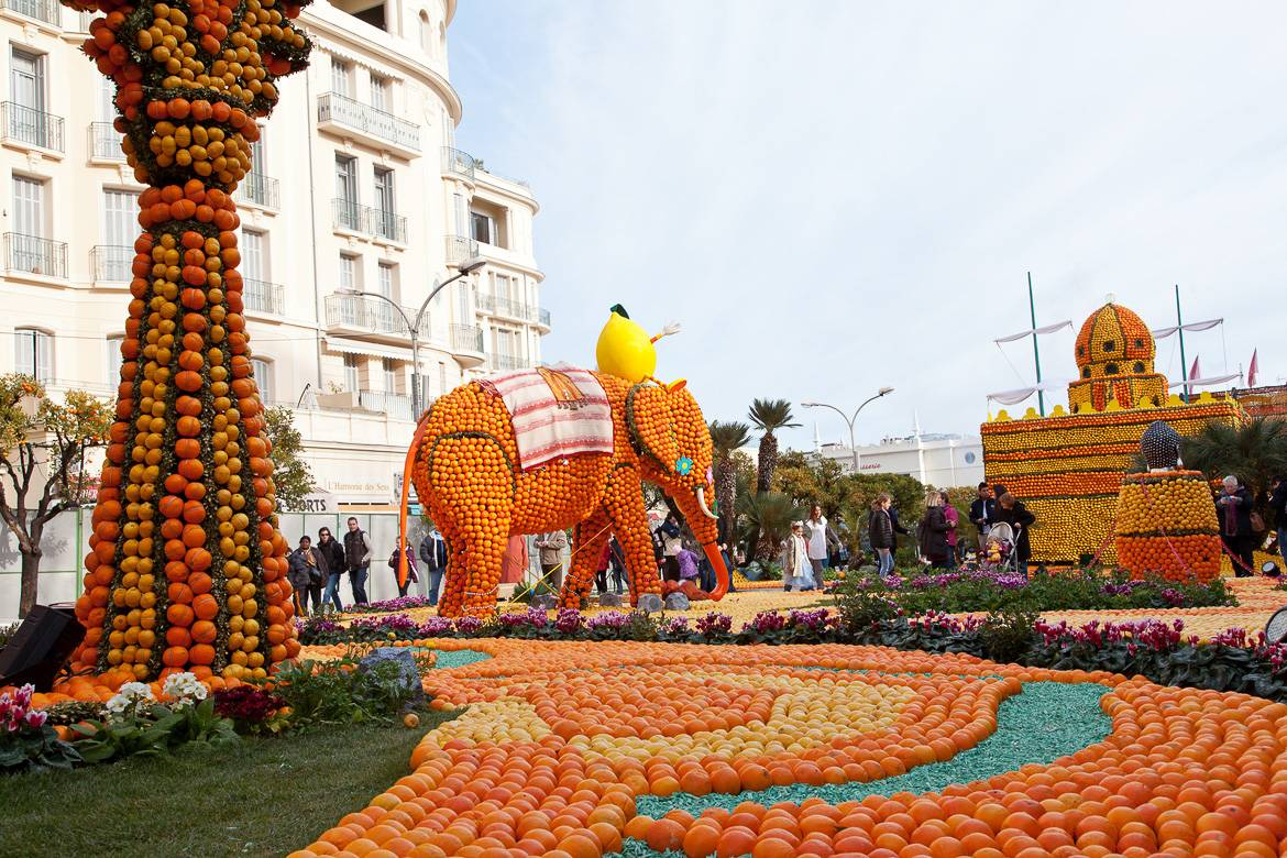 Image of the Lemon Festival