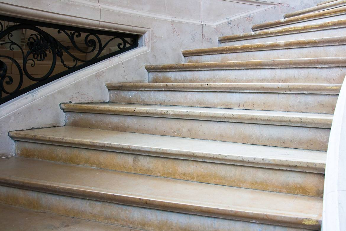 4 Things You Didn't Know About Paris' Stairs : New York