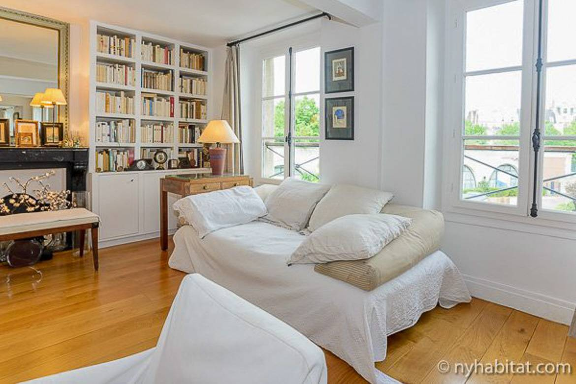 new york habitat blog : paris apartment renting tips