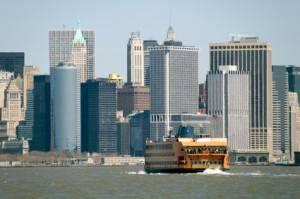 Foto der Staten Island Ferry