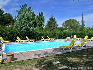 Wohnung mit einem pool in Aix-en-provence (PR-662