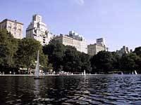 Central Park an der Upper East Side