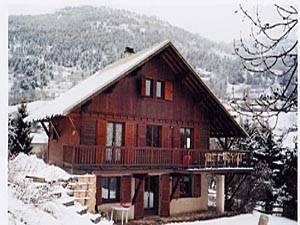 Chalet mit zwei Schlafzimmern in La Salle, Les Alpes, Südfrankreich (PR-10)
