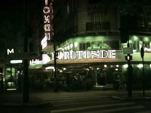 La Rotonde Pub. Montparnasse, Paris