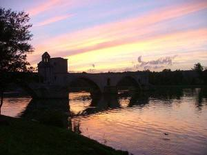 Saint-Bénézet Brücke