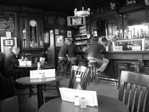 Foto der White Horse Tavern in New York