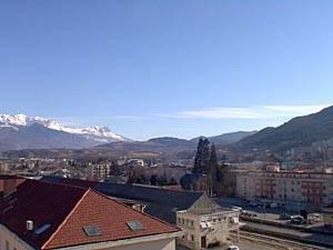 Gap, südlich der Französischen Alpen