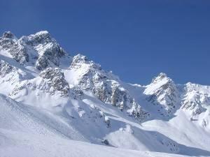 Franzosichen Alpen