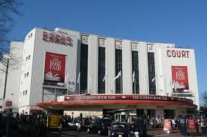 Earl's Court Exposition Ctr, London. Foto von Fernando Pascullo.