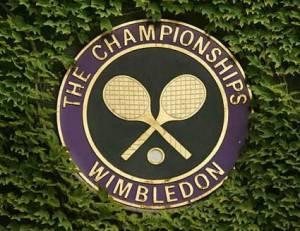 Wimbledon, weltberühmtes Tennisstadion