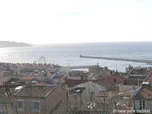 Marseille, Frankreich, Ozean