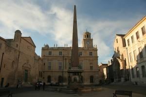 Ein Foto von Arles