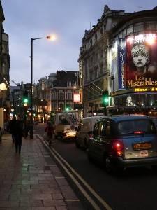 Das West-End Londons