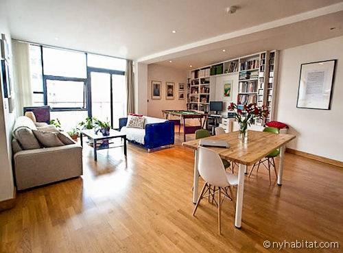 Ferienwohnung in London, 3 Zimmer - Stratford, Greater London (LN-1130)
