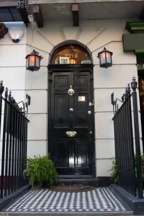 Baker Street 221B, London