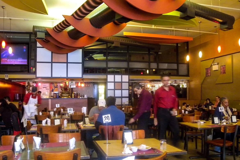 Bild vom indischen Restaurant Jackson Diner in New York City